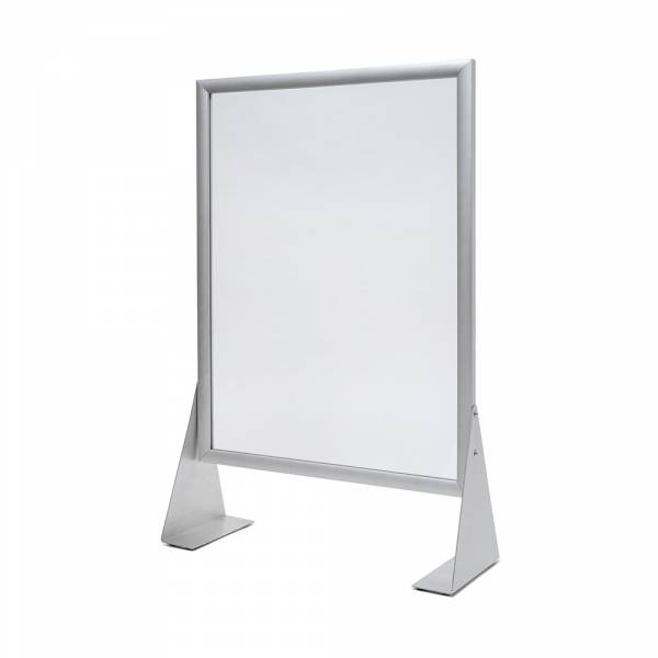 Ochranná stěna Slide In - plexisklo