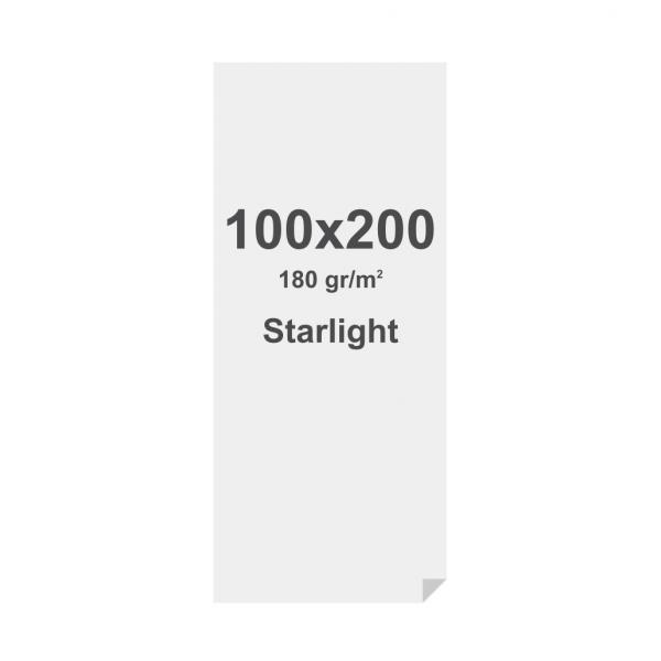 Látka s potiskem 1000x2000mm, pro napínací rám T-Frame, materiál Starlight