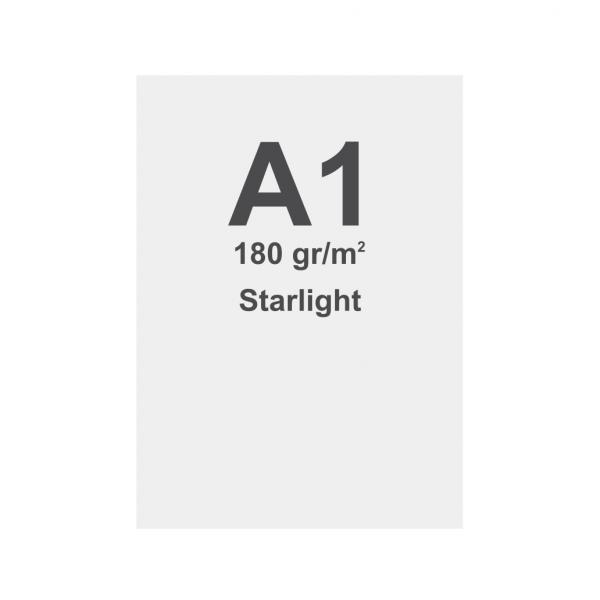 Látka s potiskem A1 - 594x841mm, pro vypínací textilní rámy , materiál Starlight 180 g/m