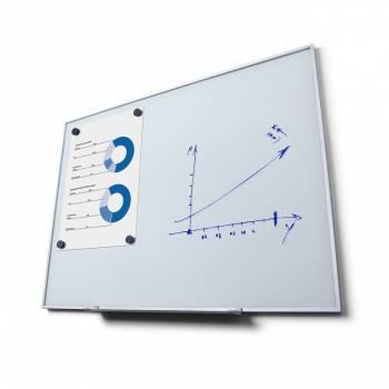 Magnetický Whiteboard se skleněným povrchem