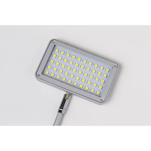 Wall LED-50 Silver