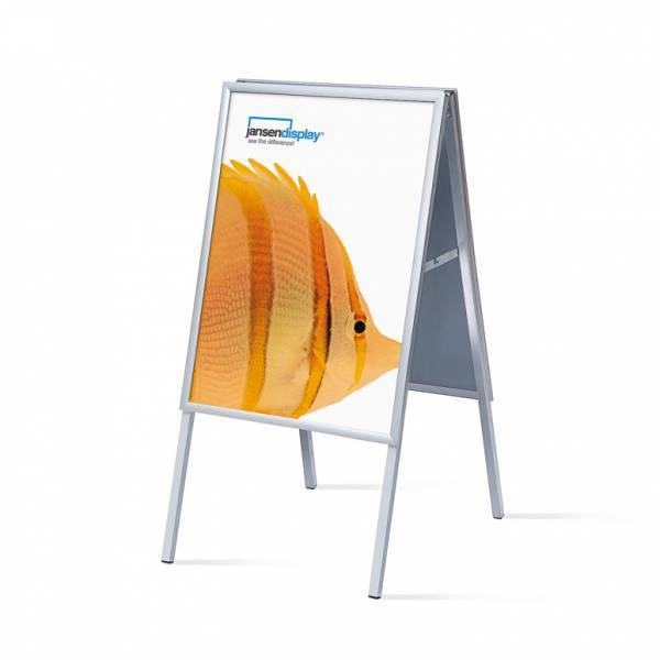 Interiérové reklamní áčko 500x700mm, ostrý roh, profil 20mm