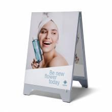 T-frame reklamní áčko, DIN A1