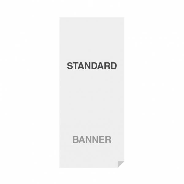 Banner s potiskem, materiál Symbio (PVC)