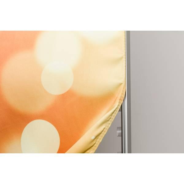 Tisk pro napínací rám Brightbox, materiál Samba (PES)