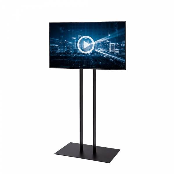 Digitální stojan pro monitory do výlohy