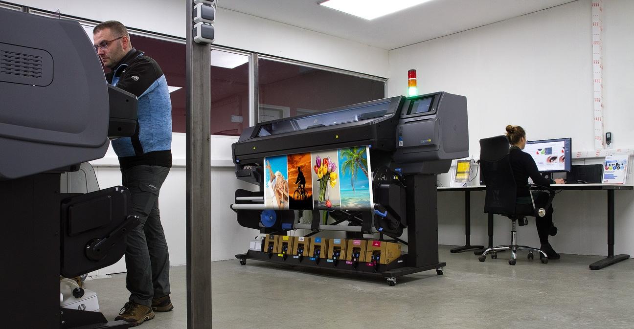 Maszyna drukująca